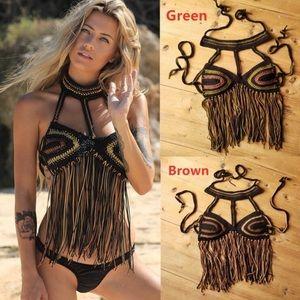 Handmade Crochet Bikini Top
